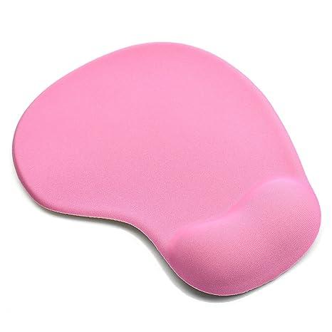 Alfombrilla para ratón de Katumo con soporte de espuma antideslizante y con soporte de gel para