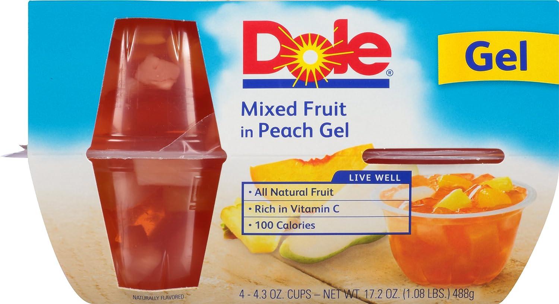 Dole Fruit Bowls Pineapple Tidbits In 100 Fruit Juice 4