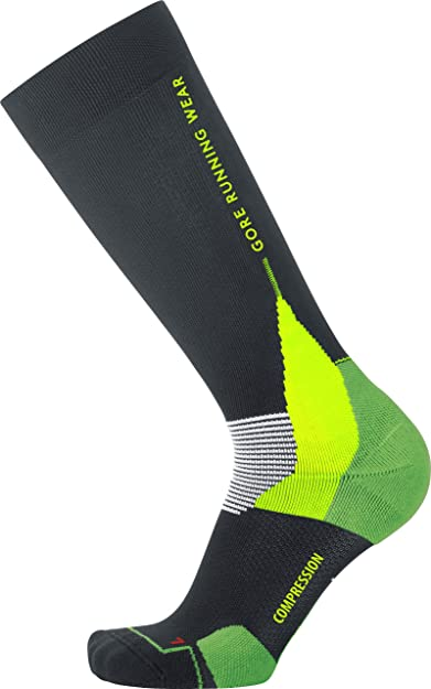 GORE RUNNING WEAR X-Run Ultra - Calcetines unisex, talla 35-37