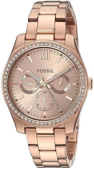 Fossil Scarlette ES4315 - Reloj para Mujer  Amazon.es  Relojes 7d9b2d8454e9