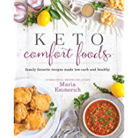 Keto Comfort Foods (English Edition)
