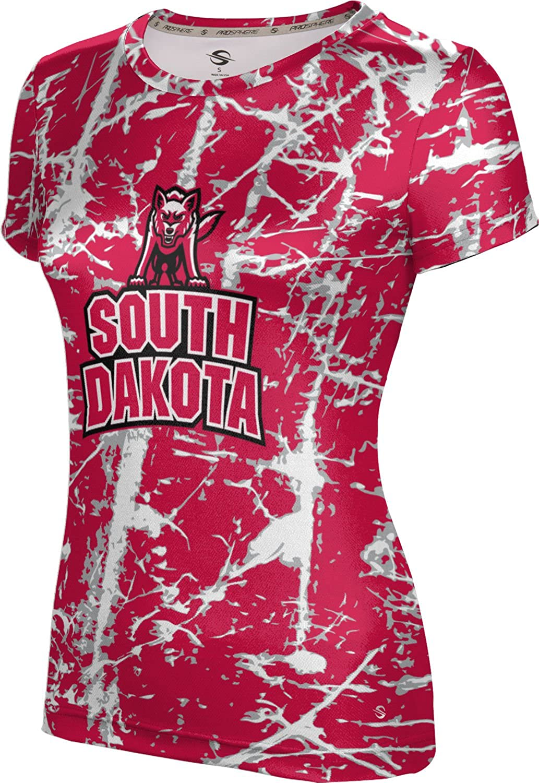 ProSphere University of North Dakota Girls Performance T-Shirt Brushed