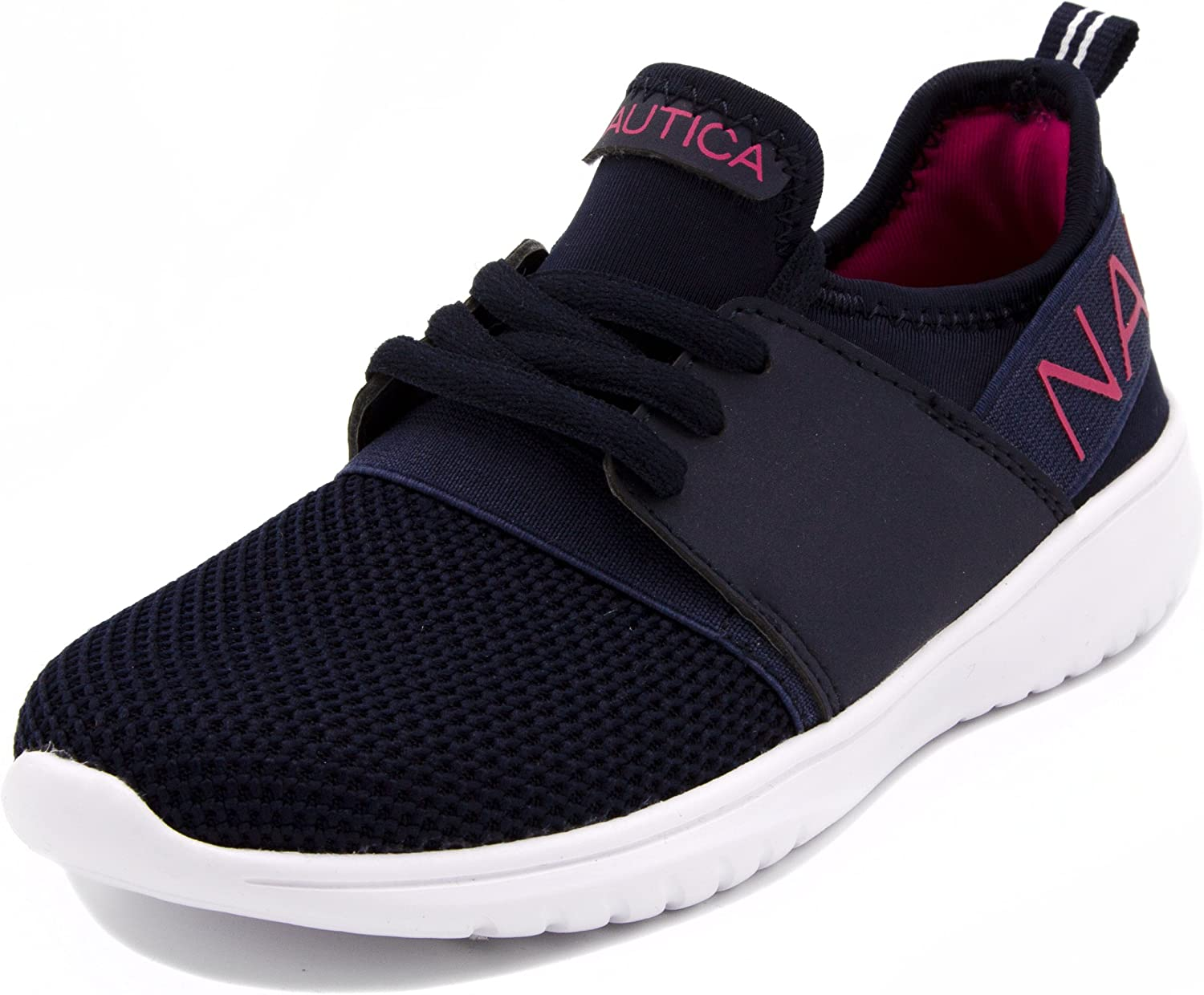 Nautica Kids Youth Sneaker Comfortable Athletic Running Shoes|Boys-Girls|-Kaiden/Kappil