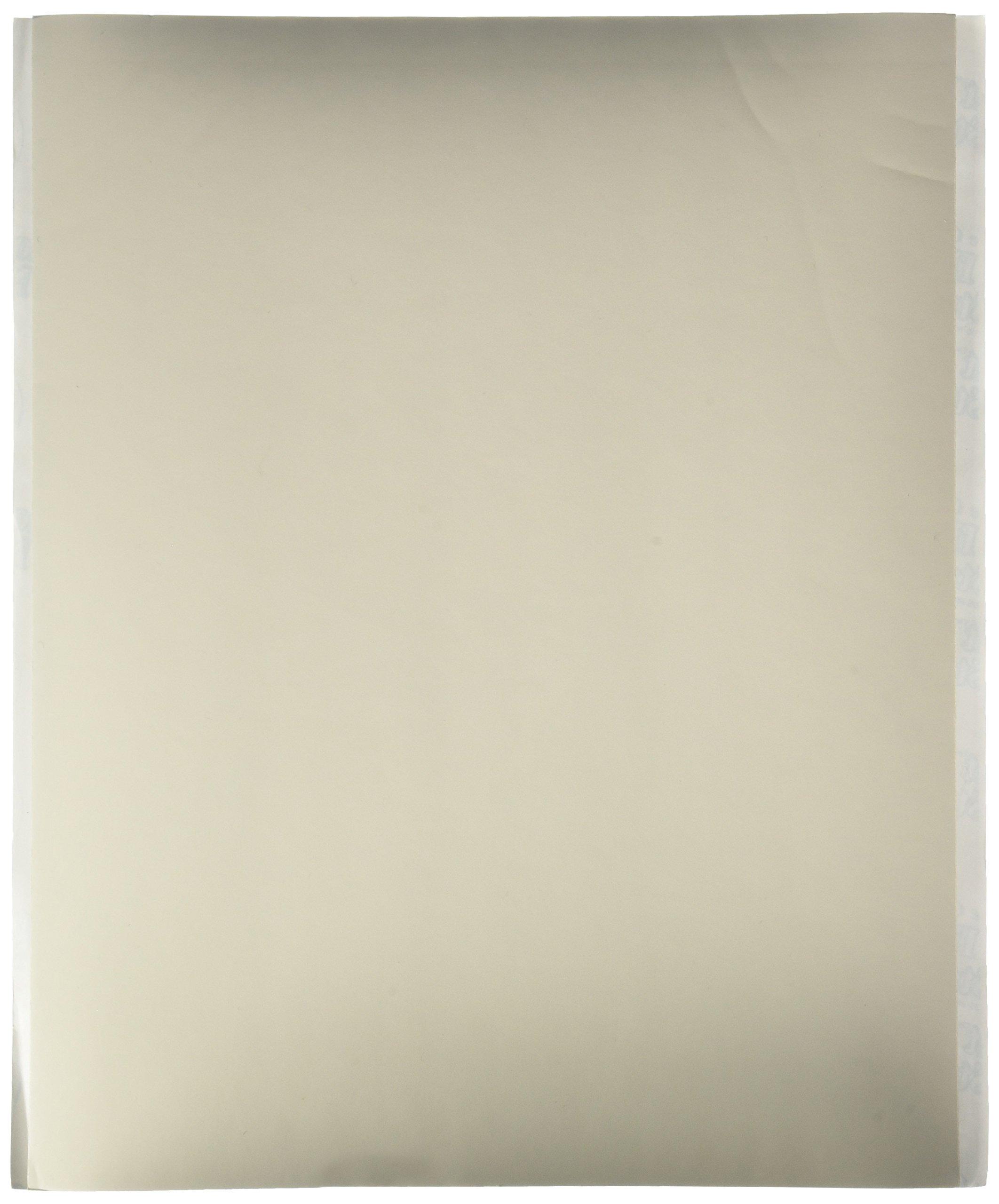 EZ Mount 8.5x11 Static Cling Mounting Foam 10-Pack: Gray Foam
