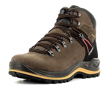 Detaillierung Luxus-Ästhetik vorbestellen Grisport Unisex Schuhe Herren und Damen aus der Ranger Linie, Trekking- und  Wanderstiefel aus hochwertigem Leder, Membrankonstruktion