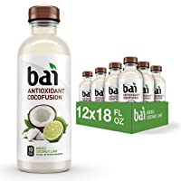Deals on 6-Ct Bai Coconut Flavored Water, Andes Coconut Lime 18-Oz