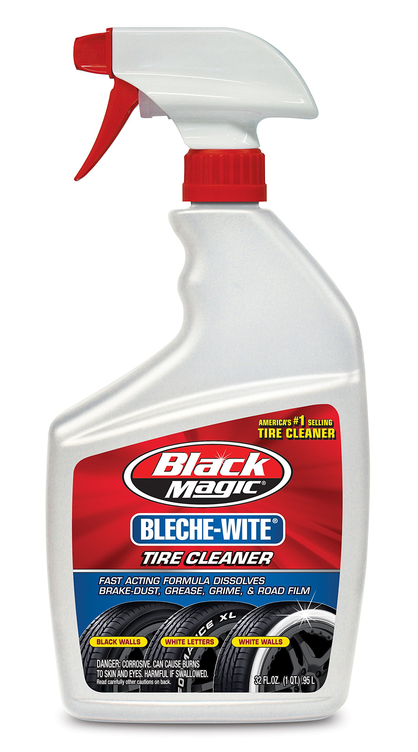 Black-Magic-120066-Bleche-Wite-Tire-Cleaner-32-oz