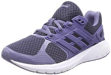 a6b0d11a1 adidas Duramo 8 Womens Running Shoes - Blue-5.5