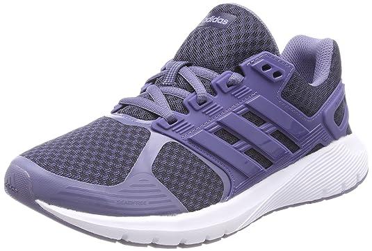 adidas Duramo 8 W, Scarpe da Trail Running Donna, Grigio (Carbon/Carbon/Correa 000), 36 EU