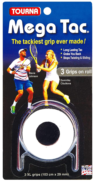Unique Overgrip Mega TAC 3er - Mango de Raqueta de Tenis ...