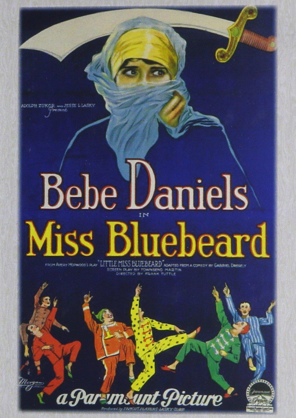 DVD : Miss Bluebeard (DVD)