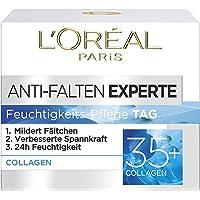 L'Oréal Paris Anti-Wrinkle Expert Moisturizer, voor 35+, vermindert rimpels en biedt elasticiteit voor een zijdezachte…
