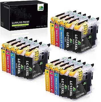 Nicht-Oem Tinte Für Brother Drucker MFC-J470DW MFC-J4410DW MFC-J4510DW
