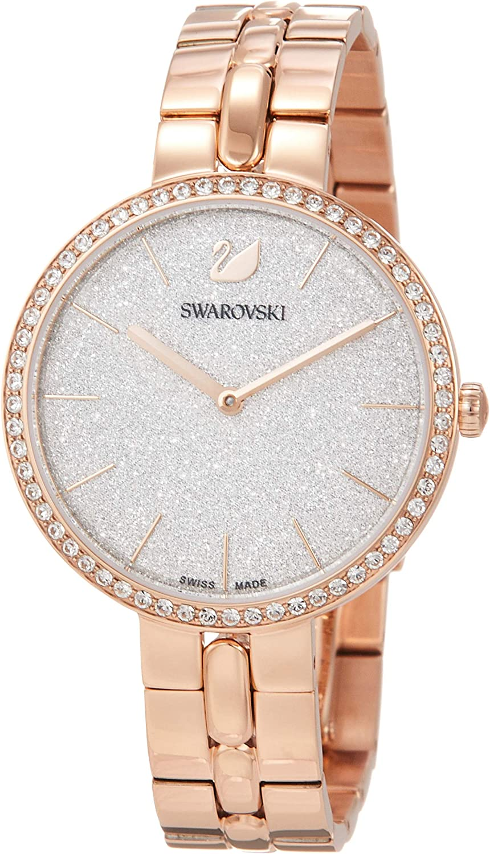 Swarovski Cosmopolitan Reloj de Mujer Cuarzo 32mm Correa de Acero 5517803......