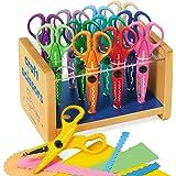 Lakeshore Crinkle-Cut Craft Scissors Center