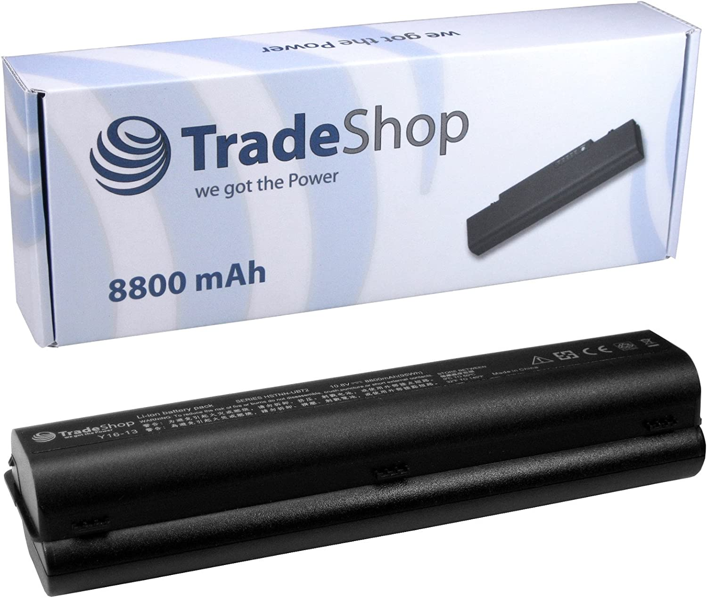 Laptop Battery 8800 Mah Replaces Hp 485041003 487296001 487354001 497694001 498482001 Ev 06055 Ev 087 Aa Ex 942 Aa 1979 Fl04 Q 34 C Hstnn Q 38 C C 51 C Hstnn Xb94 W 20