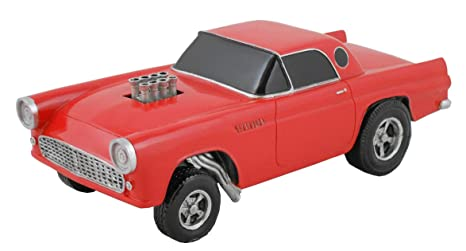 Gasser Model 1955 T Bird 118 Scale Red