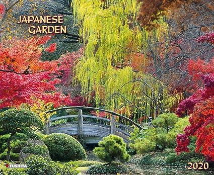 Calendario 2020 Maxi calendario de jardín japonés – Erble – Jardín Zen – Jardín serenita – Colores automáticos – Maxi formato 55 x 45 cm (tsh ap) + agenda de bolsillo 2020: Amazon.es: Oficina y papelería