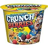 Cap'n Crunch Crunch Berries Breakfast Cereal, 12 Individual Cups
