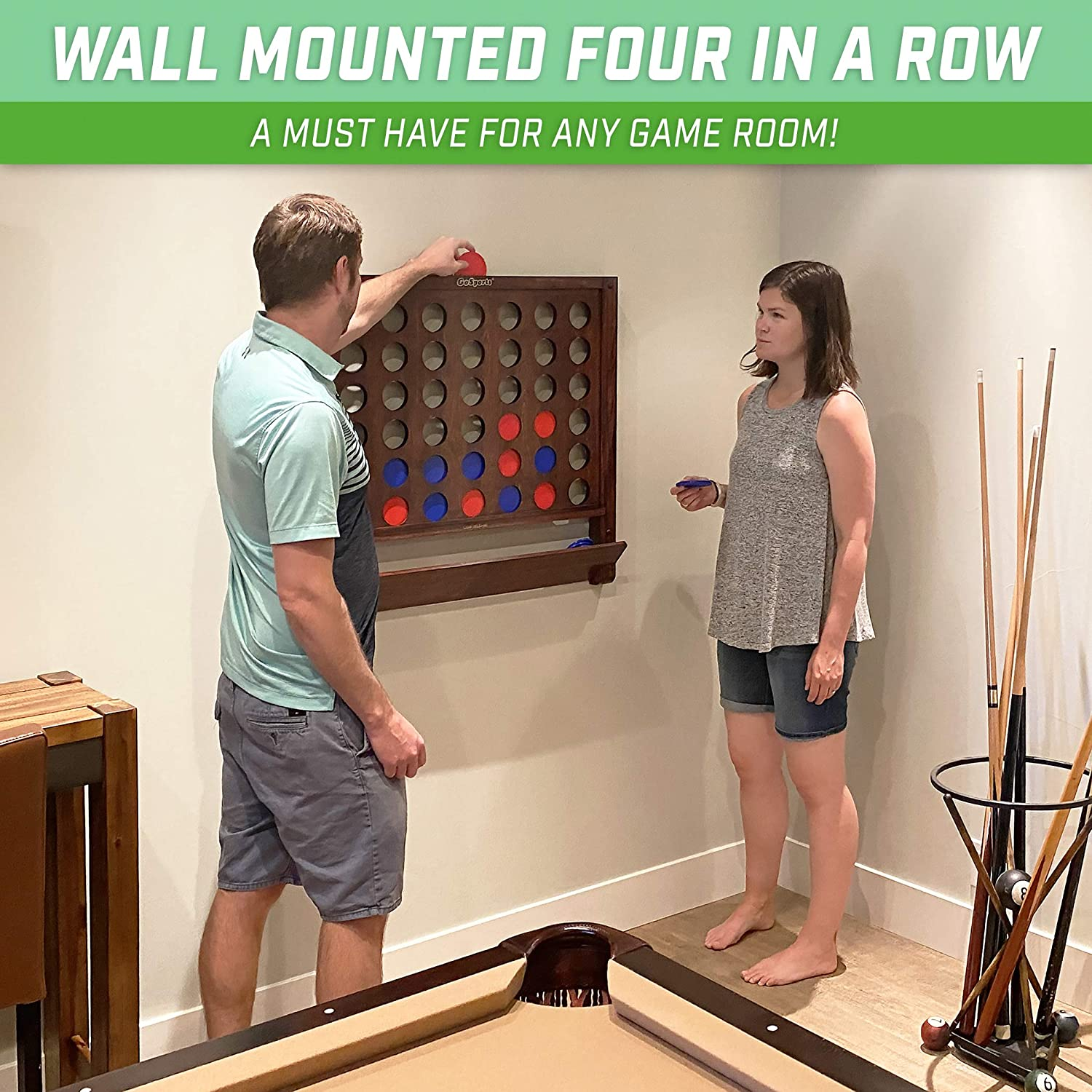 Wall Mounted Game