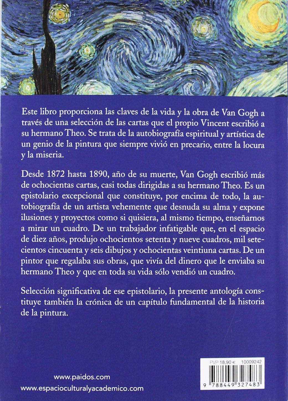 Cartas a Theo: Vincent Van Gogh: 9788449327483: Amazon.com ...