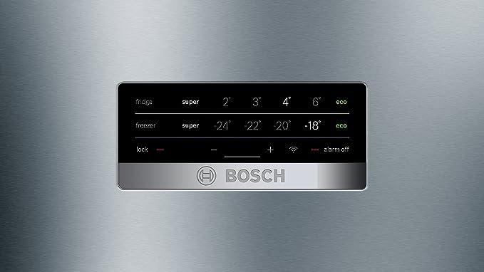 Bosch Kühlschrank Geräusche : Bosch kgn xi serie a gefrier kombinationen freistehend