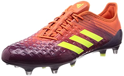 low priced ea4a3 1bff6 adidas Predator Malice Control SG Chaussures de Rugby Homme, Multicolore  (Multicolor 000) 39
