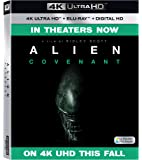 Alien: Covenant (4K UHD + BD + DHD) [Blu-ray]