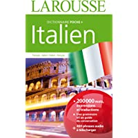 Dictionnaire Larousse poche plus italien - francais / francais - italien (French and Italian Edition)