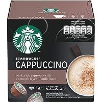 Starbucks Cappuccino Coffee Capsules, 120 g - Pack of 1