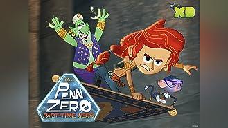 Penn Zero: Part-Time Hero Volume 2