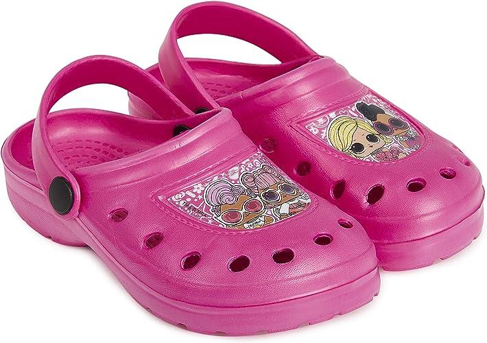 Beach Shoes, Girls Soft Flip Flops