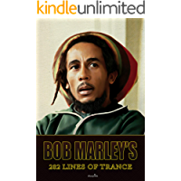 Bob Marley's 282 Lines of Trance book cover