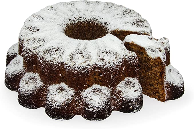 Molde para pastel, tarta o bizcocho, de silicona, apto para horno
