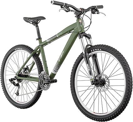 Diamondback - Bicicleta Deportiva de montaña (Modelo 2011, Ruedas de 26 Pulgadas), Color Army Green, tamaño Medium ...