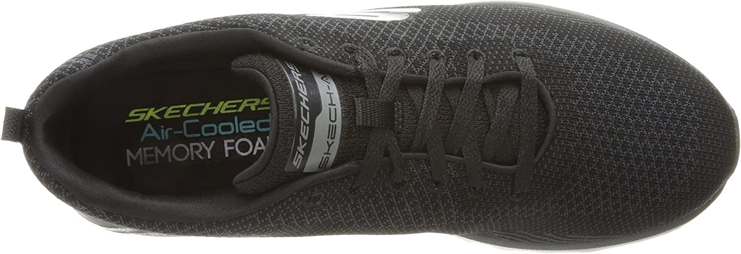 Skechers Men's Skech Air-Extreme Trainers Black