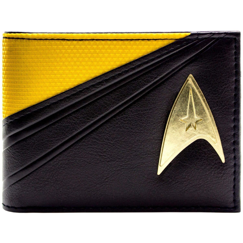 Star Trek Starfleet Comando Nero Portafoglio 31410