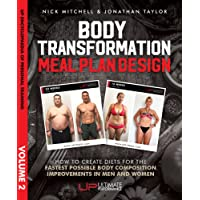Principles of Body Transformation Meal Plan Design