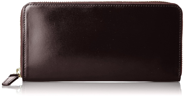 [ピーアイディー] 長財布 ヴァスト コードバン 25245 B01EIT4CXOチョコ