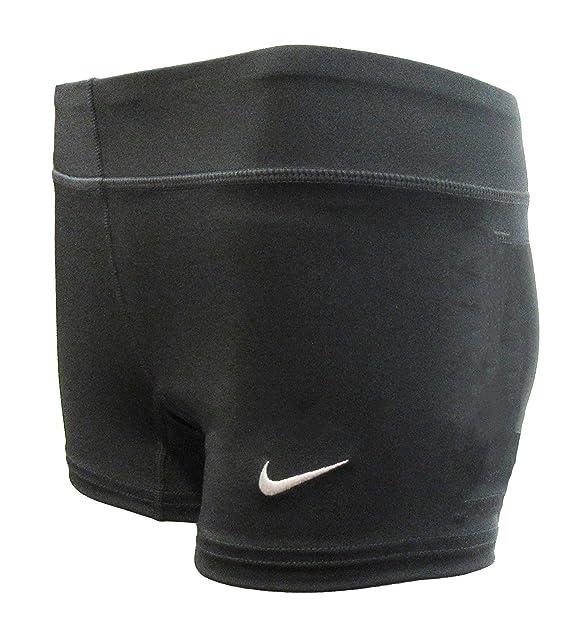entrega gratis comparar el precio verdadero negocio Amazon.com: Nike Performance Game Womens Volleyball Shorts (Large ...