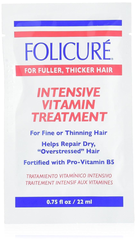 Folicure Intensive Vitamin Treatment (1 Pack)