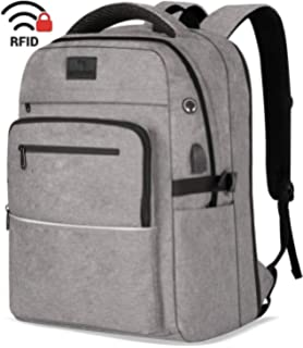 Business Bag School Backpack Resistant Computer 1PCs