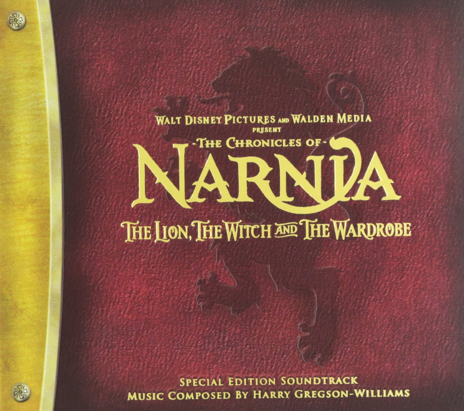 The Chronicles of Narnia: The Lion, the Witch and the Wardrobe by Walt Disney Records