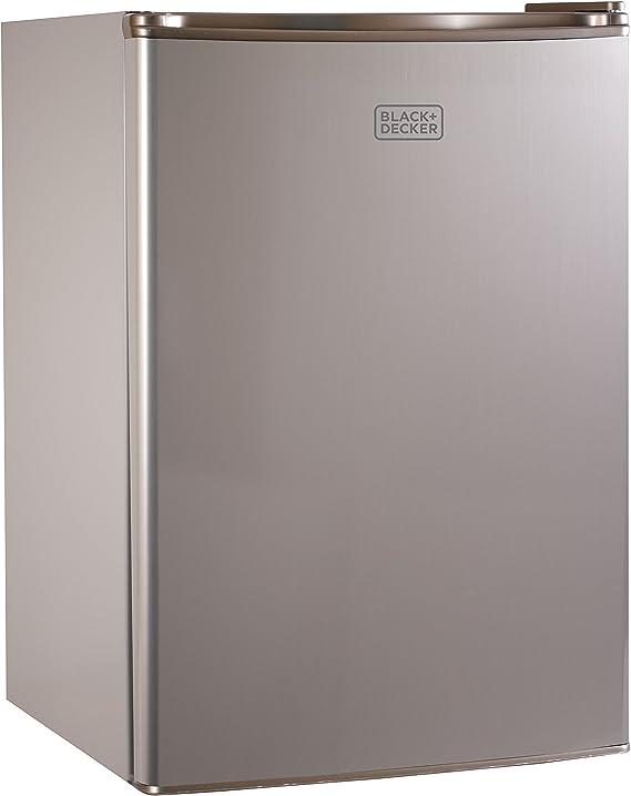 BLACK+DECKER BCRK25W Compact Refrigerator