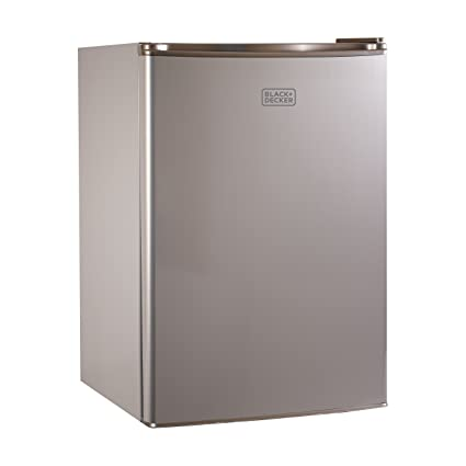 BLACK+DECKER BCRK25V Compact Refrigerator Energy Star Single Door Mini Fridge with Freezer 2.5  sc 1 st  Amazon.com : refridgerator door - pezcame.com