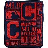 MLB Strength Fleece Throw Blanket 50-inch by 60-inch