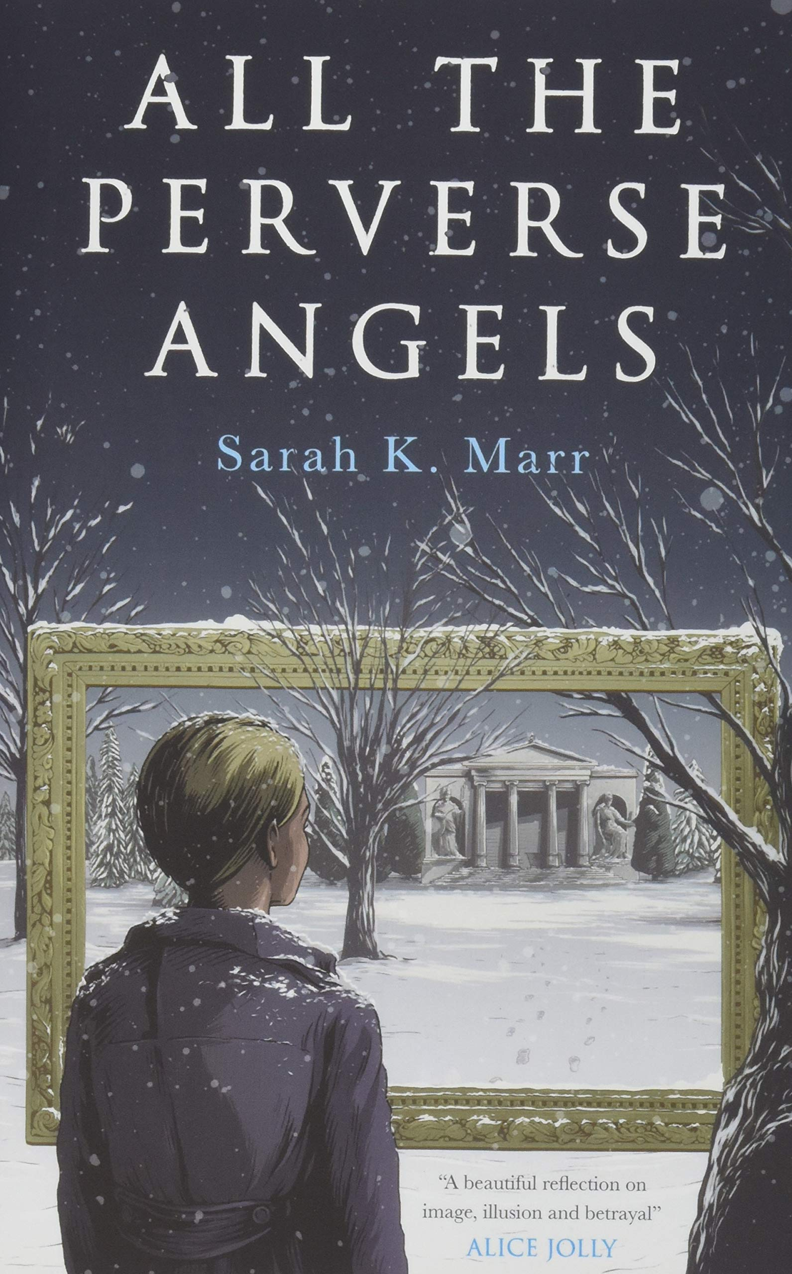 All the Perverse Angels ebook
