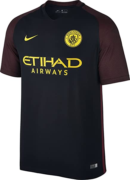 sports shoes 812bb 5f2bd NIKE Manchester City Away Jersey 2016/2017