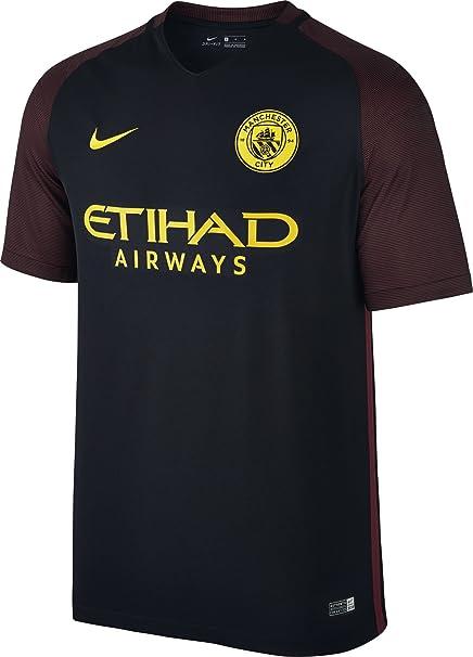 Amazon.com   NIKE Manchester City Away Jersey 2016 2017   Sports ... d55e3a79c