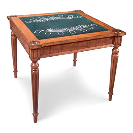 Exceptionnel Butler Specialty Company Multi Game Card Table, Antique Cherry